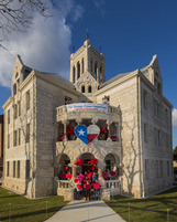 Comal County Courthouse Hearts